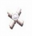 CRUCETA BLANCO-CROMO (para inserto)